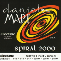 Mari Electric Guitar Strings 4000 sl