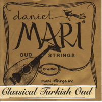 Daniel Mari Oud String- Turkish Tuning